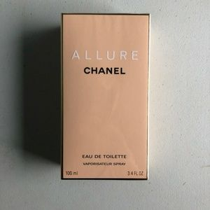 Chanel allure 3.4oz